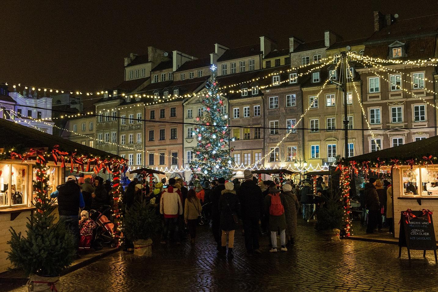 Christmas market_Old Town_Fot. Filip Kwiatkowski