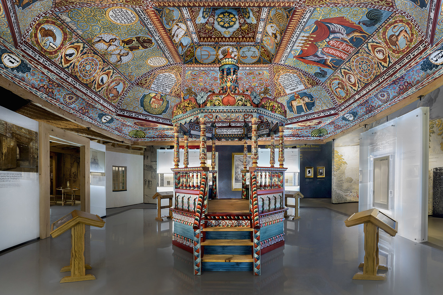 Museum of the History of Polish Jews POLIN