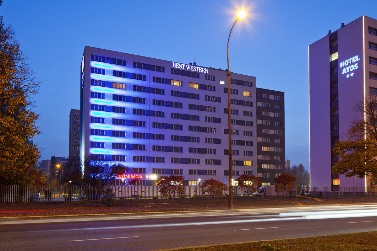 Best Western Hotel Felix Warsaw