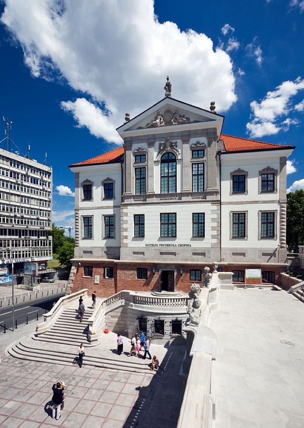 Frédéric-Chopin-Museum © Marcin Czechowicz/NIFC