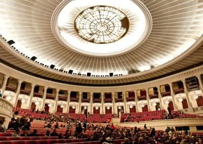 Auditiorium Hall_Fot.Paweł Jagiełło