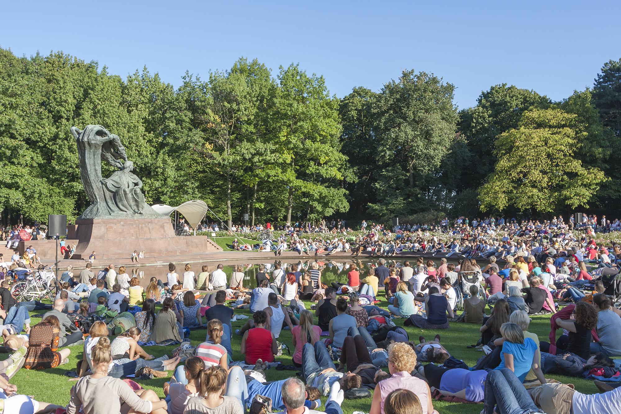 Relish Chopin Open Air Concerts Warsaw City Break