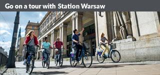Station Warsaw