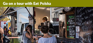 Go on a tour with Eat Warsaw