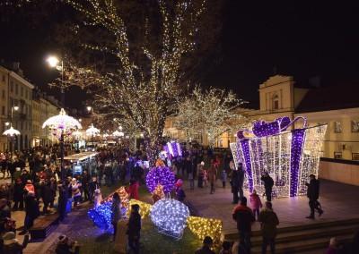Christmas illuminations3_Fot.Zbigniew Panow_PZ Studio_www.warsawtour.pl