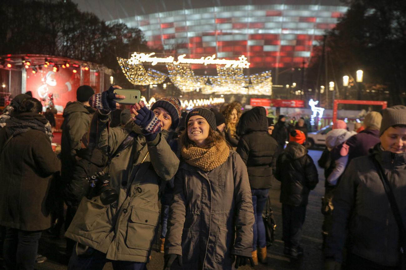National Stadium Christmas Market_Fot. National Stadium