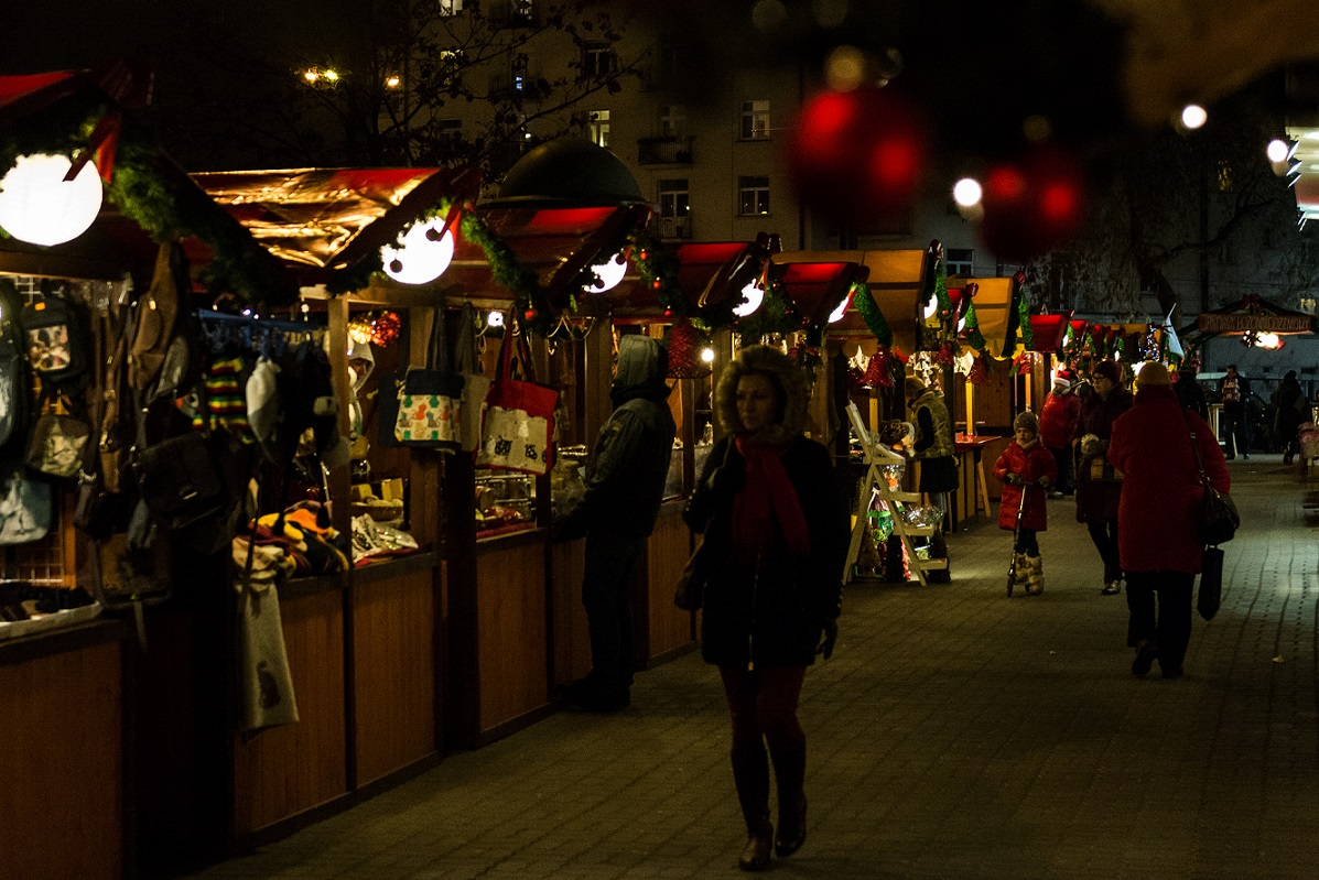 Christmas markets4_Wilson Square__Fot. Filip Kwiatkowski