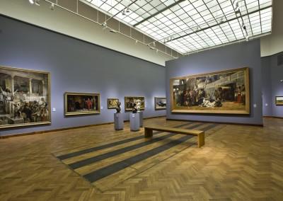 Dokumentacja: Galeria Sztuki XIX wieku (2012); 20 listopada 2015