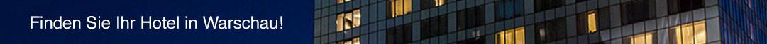 Finden Sie Ihr Hotel in Warschau!