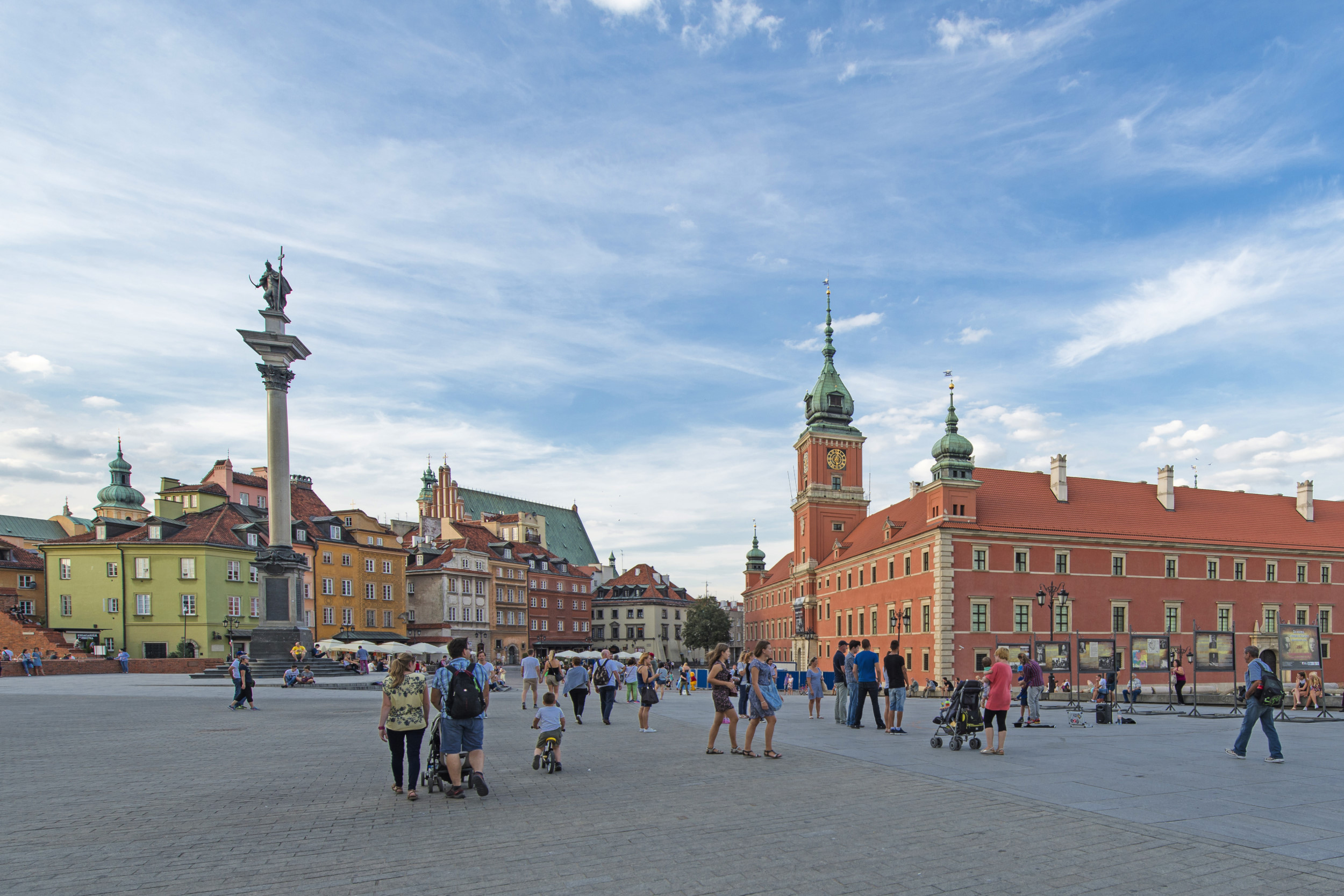 Warsaw city break review the best 10 battleship games for Top design hotels poland