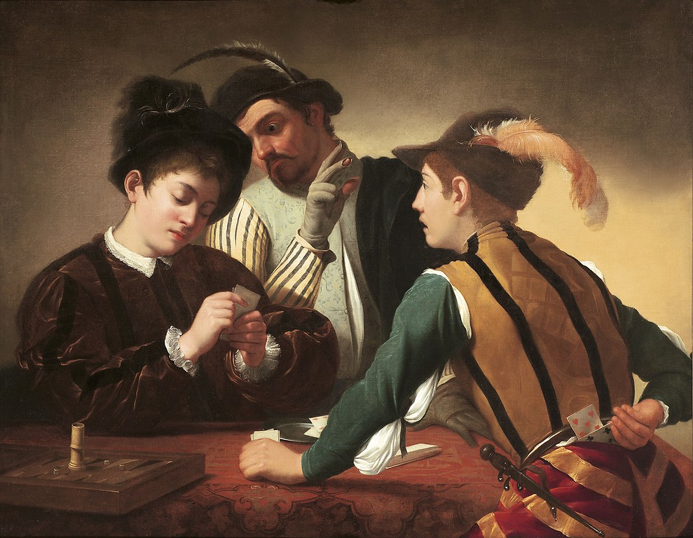an analysis of the different painting styles used by the artists bernini and caravaggio Discuss how bernini and caravaggio established the baroque style in sculpture and painting respectively locate the defining traits of the period style in at least one work from the chapter by each of these artists.
