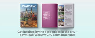 Warsaw City Tours Brochure