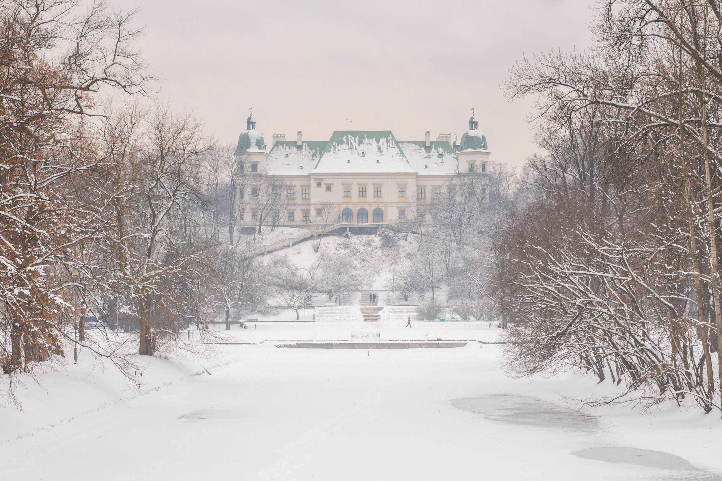 Centre for Contemporary Art at Ujazdowski Castle