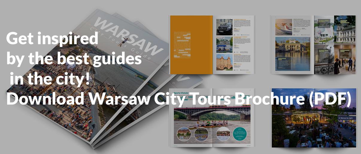 Warsaw City Tours Brochure